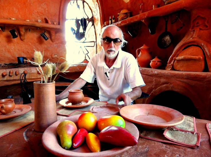 columbian-architect-octavio-mendoza's-casa-terracota-in-villa-de-leyva-is-made-entirely-from-baked-clay-theflyingtortoise